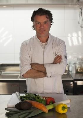 Chef De Bary Brasserie Pasacl van der Heiden